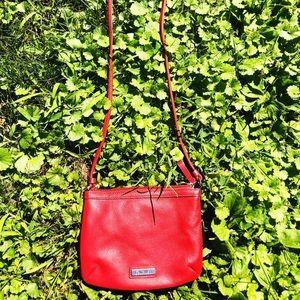 💛 Calvin Klein Red Bag 💛